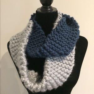 Gorgeous Handmade infinity scarf!!!